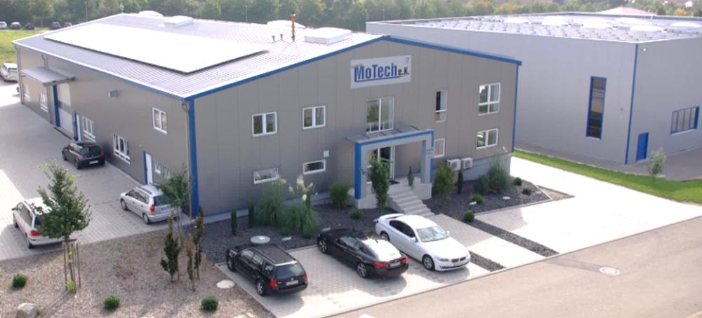 Neuer Produktionsstandort in Amrichshausen